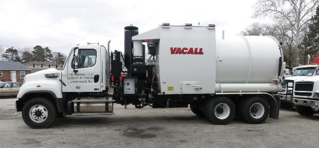 Truck Mounted Wet/Dry Industrial