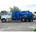 Truck Mounted D.O.T. Wet/Dry Industrial